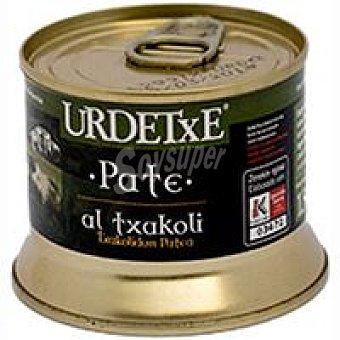 Eusko Label Paté al txakoli urdetxe Lata 130 g