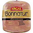 Jamón cocido extra 100 gramos Bonnatur Argal