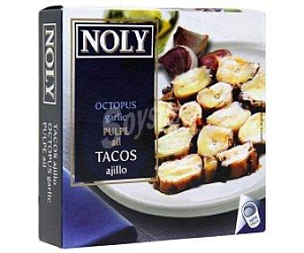 NOLY Tacos de Calamar al Ajillo 60 Gramos