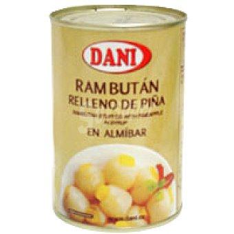 Dani Rambutan-piña en almíbar Lata 212 g
