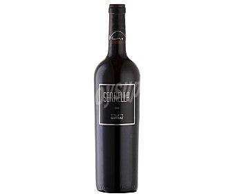 VINS DEL COMTAT Vino tinto con denominación de origen Alicante Botella de 75 centilitros