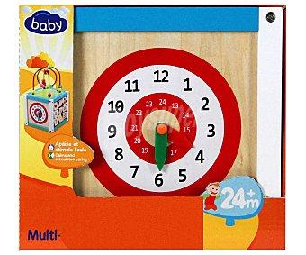 BABY Cubo de Madera con Actividades 1 Unidad