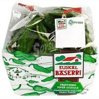 Euskal Baserri Pimiento de freír BIZ1 Bolsa 2 docenas