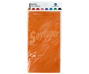 Nv corporacion Mantel naranja 140x260cm 1 Unidad