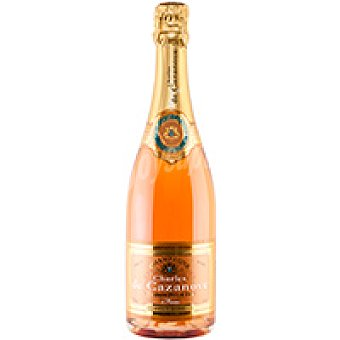 Charles Cazanove Champagne Rosé Botella 75 cl