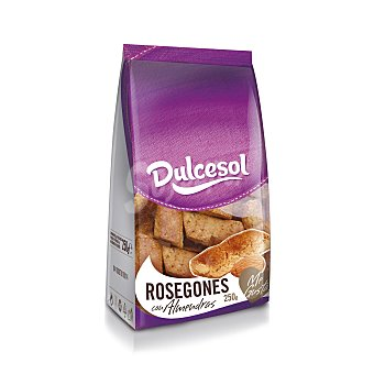 DULCESOL Rosegones bolsa 250 g