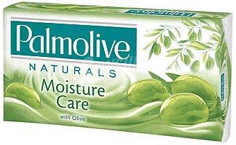 Palmolive Jabón en pastilla Naturals Originals, enriquecido con extractos de oliva 3 Unidades de 100 Gramos