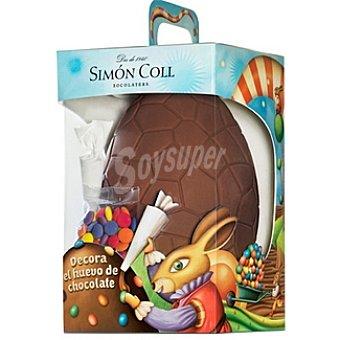 AMATLLER huevo de chocolate para decorar tu mismo unidad 430 g