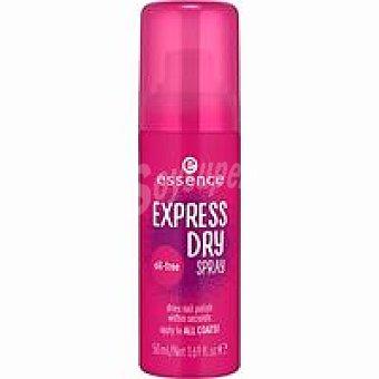 Essence Cosmetics Secado rápido uñas Dry Spray pack 1 unid