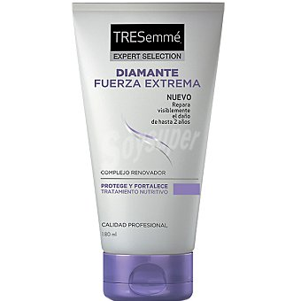 TRESEMME EXPERT Selection tratamiento nutritivo Diamante Fuerza Extrema tubo 180 ml protege y fortalece Tubo 180 ml