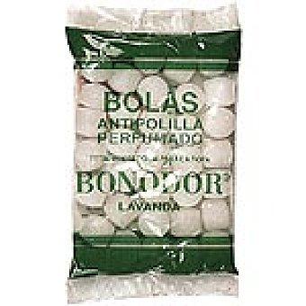BONODOR Antipolillas perfume lavanda en bolas Bolsa 200 g