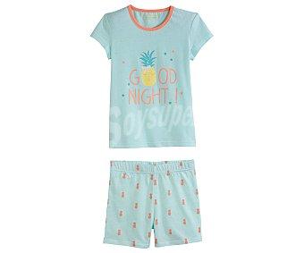 In Extenso Pijama corto de niña talla 5.