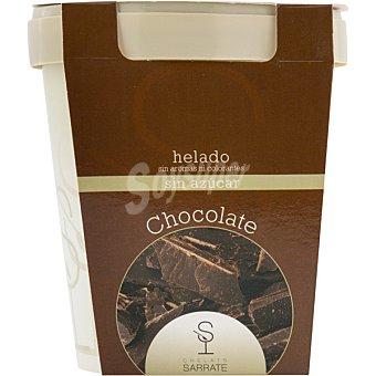 SARRATE Helado de chocolate sin azúcar tarrina 500 ml tarrina 500 ml