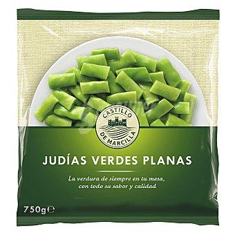CASTILLO DE MARCILLA Judía Verde Troceada Bolsa 750 g