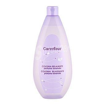 Carrefour Colonia relajante perfume lavanda 750 ml