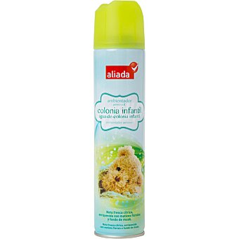 Aliada Ambientador colonia infantil  spray de 300 ml
