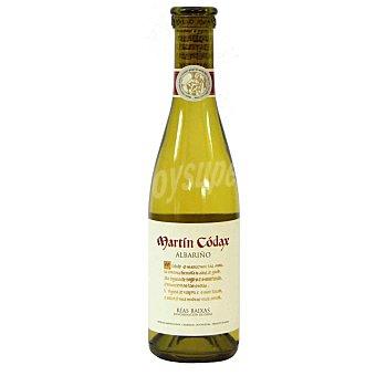 Martín Códax Vino blanco albariño D.O. Rías Baixas Botella 37,5 cl