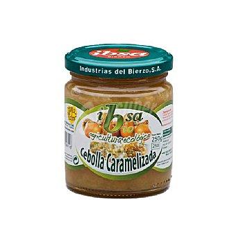 Industrias del Bierzo Cebolla frita caramelizada ecologica 250 g