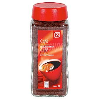 DIA Café soluble descafeinado Frasco 200 gr