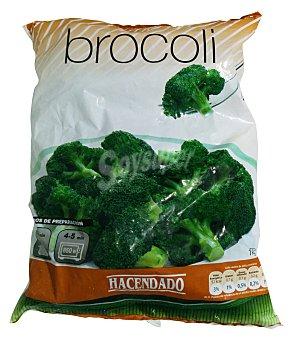 Hacendado Brocoli congelado Paquete 1 kg
