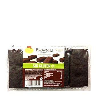 Poppies Brownies de chocolate sin gluten 190 g