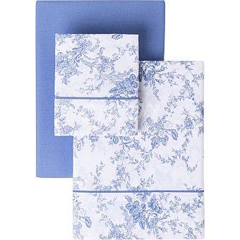 CASACTUAL Provence juego de sábanas toile joyle para cama 150 cm