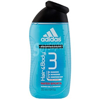 Adidas Gel Water Man Bote 250 ml