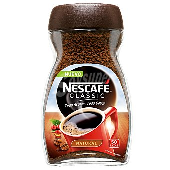 Nescafé Café soluble natural Frasco 100 g