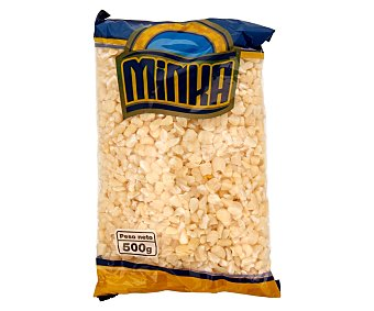 Minka Maíz morocho partido Paquete de 500 grs
