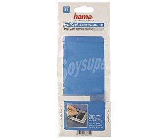 HAMA Protector de pantalla para cámaras de foto