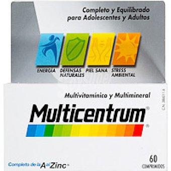 MULTICENTRUM Multicentrum comprimidos Bote 83 g