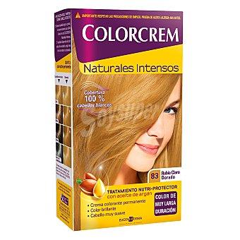 Colorcrem Tinte rubio claro ceniza N.83 Caja 1 unid