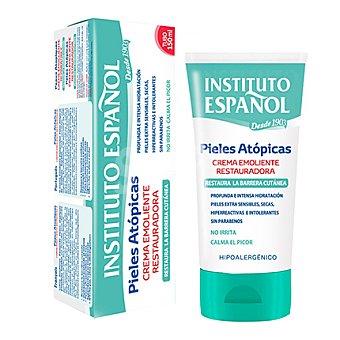 Instituto Español Crema emoliente restauradora para pieles atópicas 150 ml