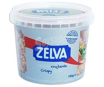 Zelva Cebolla Crujiente Vaso de 100 Gramos