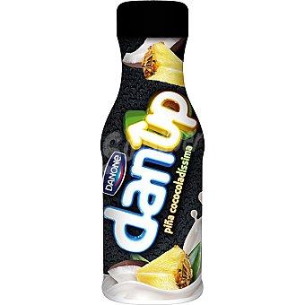Danone yogur líquido de coco y piña Dan Up botella 575 g