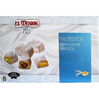 EL MESIAS Pastelitos de hojaldre surtidos Estuche 400 g