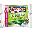 Frotaespon estropajo con esponja super absorbente Bolsa 2 u Spontex
