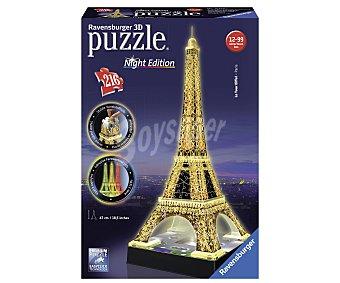 Ravensburger Puzzle de la Torre Eiffel en 3D ravensburger