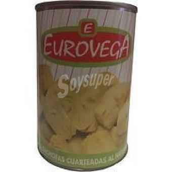 Eurovega Alcachofas trozos 390g