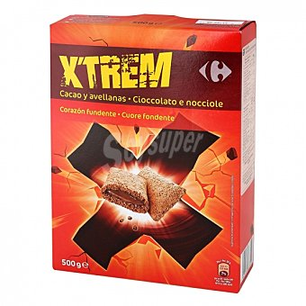 Carrefour Cereales de cacao y avellanas 500 G 500 g