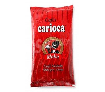 Carioca Café Molido Natural 500 Gramos