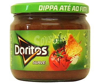 Doritos Salsa suave para  Frasco 326 g