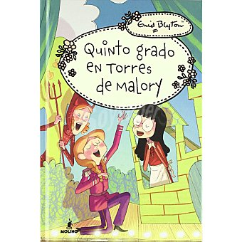 Torres Quinto Grado En De Malory (enid Blyton)