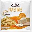Panetines sabor queso sin gluten 90 G 90 g Alba