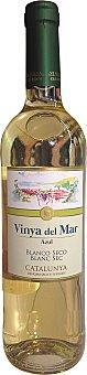 Viña del Mar Vino blanco catalunya Botella de 750 cc
