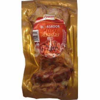 Coren Alitas de pollo asadas Bandeja 300 g