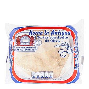Horno La Antigua Torta de aceite 6 ud