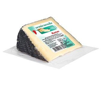Auchan Queso semicurado mezcla 300 g