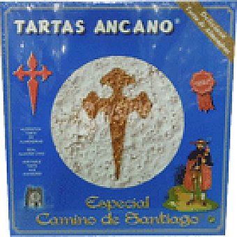 TARTA ANCANO DE SANTIAGO 580 GRS