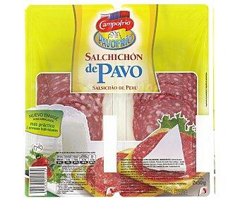 Campofrío Salchichón de Pavo Pavofrío  Envase de 100 g